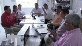Comunicado a la opinión pública sobre caída de muro de cerramiento en Moniquirá