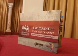 """Gobernación de Boyacá invita al lanzamiento del Libro """"Explorando los Museos de Boyacá"""""""