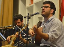 Convocatoria para artistas musicales del departamento