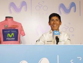 Nairo Quintana elogió el programa de ciclismo 'Boyacá Raza de Campeones'