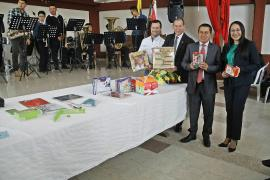 Gestora Social entregó kit educativos a niños con discapacidad en la provincia de Sugamuxi
