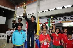 Institución Educativa Joaquín González Camargo de Sogamoso Campeón Intercolegiados 2014