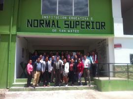 Rectores del país se reunirán para fortalecer las escuelas normales