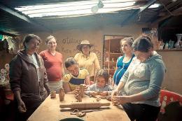 Cultura y Turismo fortalece recorrido a las rutas Turísticas de Ráquira