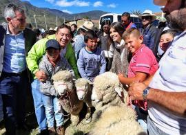 Conozca la lista de productores ovino-caprinos que participarán en Agroexpo
