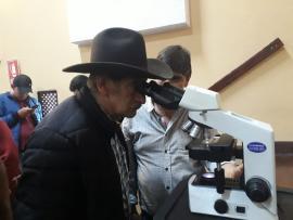 Más de 250 productores se capacitaron en sanidad animal para ovinos en el departamento de Boyacá
