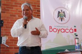 Gobernador de Boyacá designó nuevo alcalde encargado de Santana