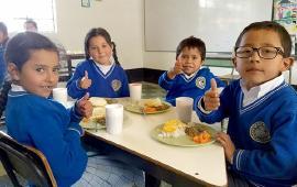 Boyacá ejemplo a nivel nacional en ejecución del Programa de Alimentación Escolar