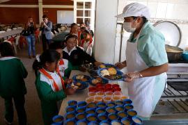 Gobernación de Boyacá hace seguimiento a la alimentación escolar