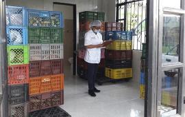 Balance positivo deja visita del Ministerio de Educación al Programa de Alimentación Escolar