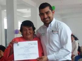 En El Espino se graduaron 140 personas del programa 'Palabras Mayores'