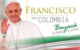 """""""Boyacenses demuestran voluntad y esperanza con la venida del Papa a Bogotá"""": Mons. Suescún"""