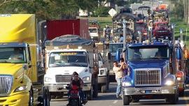 Arreglo entre el Gobierno Nacional y transportadores de carga permite levantar paro