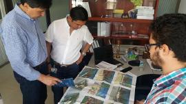 Parque principal de Puerto Boyacá será una realidad en el gobierno de Carlos Amaya