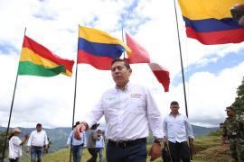 Gobernador Carlos Amaya hizo llamado al gobierno, Farc y Eln  para que finalicen pronto el conflicto