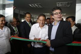 """""""El nuevo Hospital de Paipa es una acción de Paz para Boyacá y Colombia"""""""