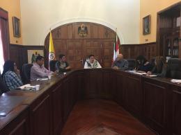 Paz, derechos humanos y posconflicto, temas que se incluirán en el Plan de Desarrollo Departamental