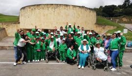 Parche Turístico Incluyente, un programa del Bicentenario
