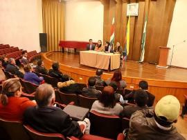 Gobernación tiene 'línea abierta' para los medios periodísticos