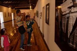 Ganadores del Séptimo Salón Departamental de Artes Plásticas-2014