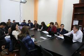 Gobierno departamental inició trabajo de evaluación y proyección