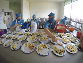 Plan de Alimentación Escolar de Boyacá inició con pie derecho