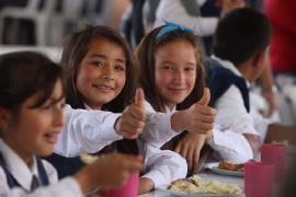 Volvieron a clases 160 mil niños y 7500 docentes de Boyacá