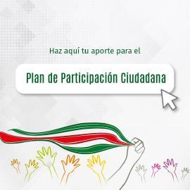 Gobernación de Boyacá invita a la comunidad a ser parte del Plan de Participación Ciudadana