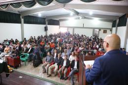 Con amplia participación comenzó en Paipa construcción del Plan de Desarrollo