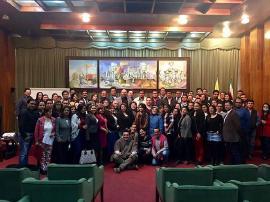 'Plan Departamental de Desarrollo va en 61,34% de cumplimiento': Herman Amaya