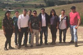 Gobernación participó en sesión extraordinaria de Consejo de Cuenca del río Garagoa