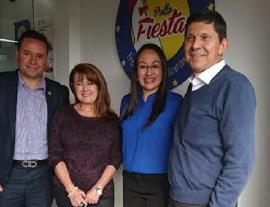 Gestora Social y Secretario de Productividad logran importante gestión ante la empresa Pollo Fiesta