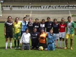Boyacá logró tercer lugar en el VII Torneo Nacional Femenino inderpalmira 2014