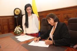 Tomó posesión magistrada del Tribunal Superior de Distrito Judicial de Tunja