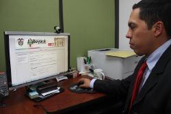 Continúa entrega de software de PQR en los municipios