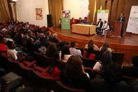 Con una reflexión sobre la vida inició el Preforo Educativo Nacional en Boyacá