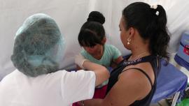 Boyacá se prepara para la Primera Jornada Nacional de Vacunación