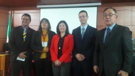 Secretaría de Productividad hizo parte de Feria Empresarial de la Universidad de Boyacá