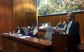 Infiboy presentó proyecto de ordenanza para adicionar cerca de 466 millones de pesos