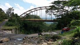 Gobernación evaluará afectación por remoción en masa en la vía nacional Otanche-Puerto Boyacá