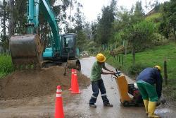 Secretario de Infraestructura presenta avances significativos en los corredores viales intervenidos