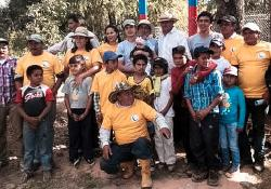"""Infraestructura entregó Puente de la """"Esperanza"""" para comunidad rural de Villa de Leyva"""