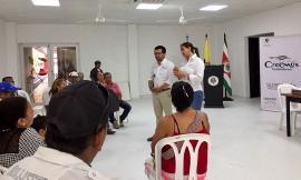 Puertoboyacenses aprovecharon presencia de Participación y Democracia