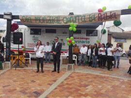 Salud conmemoró 'El Día Mundial de Lucha Contra la Rabia'