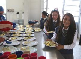 Todo lo que usted debe saber sobre el Plan Alimentario Escolar II