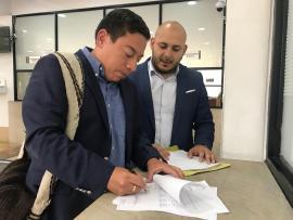 Lista la nueva propuesta del Contrato Boyacá Bicentenario