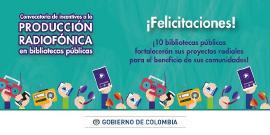 Biblioteca de Siachoque seleccionada por trabajos radiales