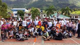Con éxito se desarrolló el Rally Aventura Apuéstele a la Salud - Juegue Legal