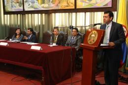 Se adelantó el 'Primer Encuentro de Articulación Institucional' con la RAPE en Boyacá