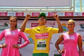 Javier Gómez ganó segunda etapa y es el líder del Clásico RCN